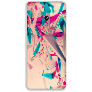 Mott2 Back Cover For Asus Zenfone 5 Zenfone- 5-Hs05 (232) -28897