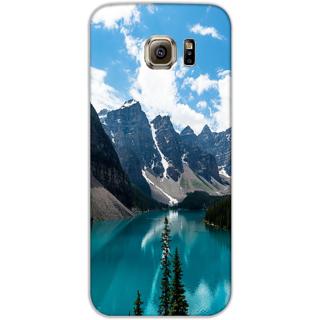Mott2 Back Cover For Samsung Galaxy S6 Edge Samsung Galaxy S-6 Edge-Hs05 (112) -30688