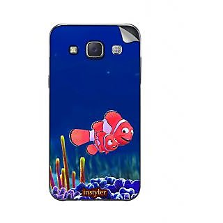 Instyler Mobile Skin Sticker For Samsung Galaxy A7 (2015) MSSGA72015DS-10052