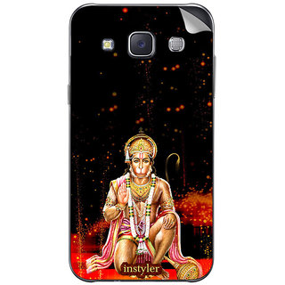 Instyler Mobile Skin Sticker For Samsung Galaxy A7 (2015) MSSGA72015DS-10093