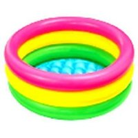 Intex Water tub Inflatable Pool 4ft diameter Baby Bath Seat