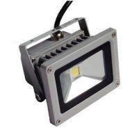 10 Watt LED Flood Light pure White Waterproof AC Indoor  Outdoor Use 10W