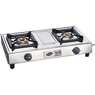 Glen GL-1023 SS Gas Cooktop