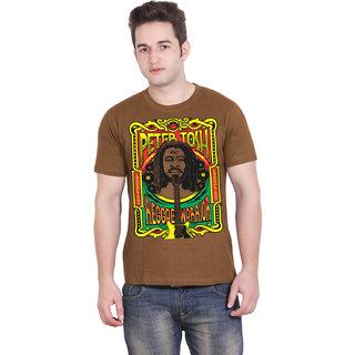 TantraTosh - BD Dune Crew Neck T-Shirt for Men