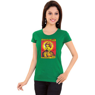 Tantra Swami - LT Multicolour Round Neck Longtees for Women