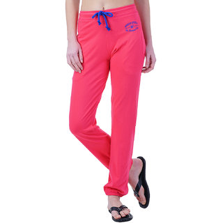 Wake UP Competition Solid Women Track Pant for Summer Season