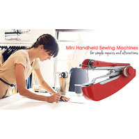 Hand Held Portable Mini Stapler Sewing Machine