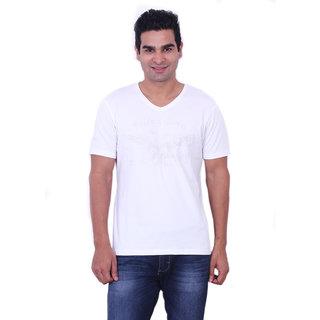 Wrangler White Pride And Glory Tee T-Shirt For Men