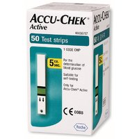 Accu-Chek Active Arm Testing 50 Test Strips