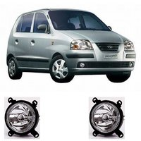 Hyundia Santro Xing fog lamp pair(Left+Right) Set of two peices
