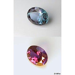 alexandrite gemstone colour changing stone  harshal gemstone