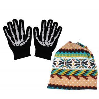 sushito Regular Multi Purpose Cap With Hand Gloves JSMFHCP1356-JSMFHHG0037