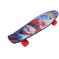 Spiderman Skate Board, Red  Blue, Zcd41232-S