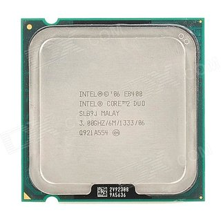 Intel Core 2 Duo Processor 3.0 Ghz (E8400/6Mb/1333 Mhz) Intel Original fan tray Pack