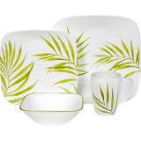 corelle dinner set glass