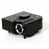 High Definition LED Projector with VGA, USB, SD Card, HDMI and Remote