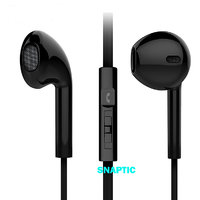 Snaptic Hi Fidelity Noise Cancellation Universal Stereo Headset Earpods With Mic