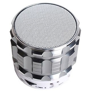 Callmate Bluetooth Speaker Tower - Silver