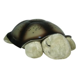 Constellation Projecting Turtle Nightlight with Music works with Battery and USB