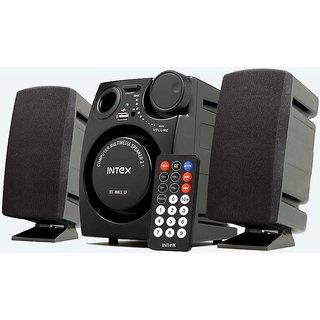 Intex IT - 881 U 2.1 Speakers with USB Port