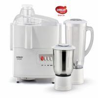 Eveready Dynamo 450-Watt Juicer Mixer Grinder (White)