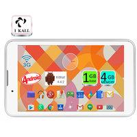 Ikall IK1 Tablet (7inch, 1GB RAM, 4GB Storage, 3G Calling)