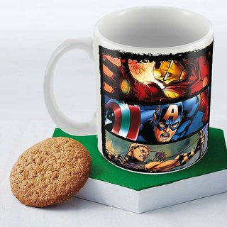 In action - Avengers assemble Mug Officially Licensed (pack of 1)