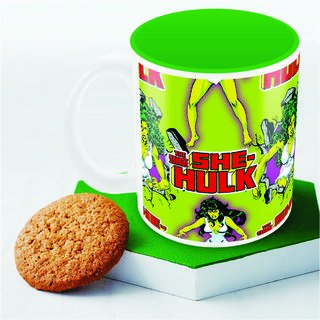 Comics She Hulk Mug Officially Licensed (pack of 1)
