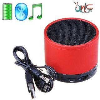 Ants Wireless Mini Bluetooth Speaker Multi Colour AT-SPK-MIN-99