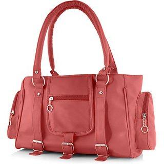 varsha fashion accessories pink women shoulder bags