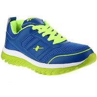 SX0502G SPARX Men Sports (SM-502 Blue Flourscent Green)