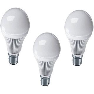 Nu Life 5 Watt Led Bulb, Pack Of 3 (147)