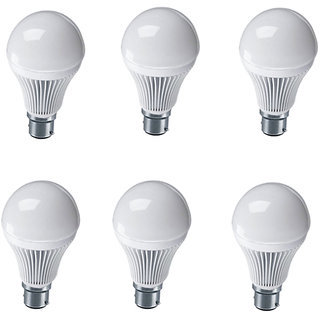 Nu Life 18 Watt Led Bulb, Pack Of 6 (246)