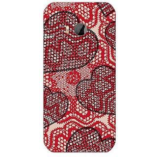 Garmor Designer Silicone Back Cover For Htc One M8 Mini 38109413162