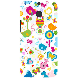 Garmor Designer Silicone Back Cover For Htc One M8 786974257878