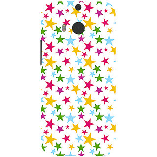 Garmor Designer Silicone Back Cover For Htc One M8 786974257731