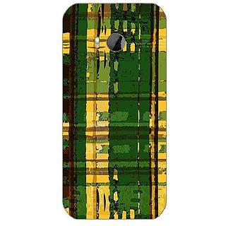 Garmor Designer Silicone Back Cover For Htc One M8 Mini 38109412011