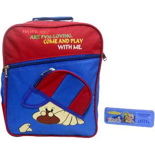Combo RSC Cap School Bag  Pencil Box  1186