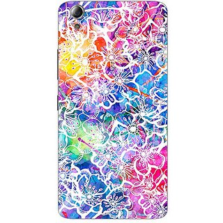 Garmor Designer Silicone Back Cover For Lenovo A6000 608974307622