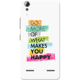 Garmor Designer Silicone Back Cover For Lenovo A6000 6016045824659