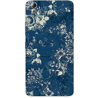 Garmor Designer Silicone Back Cover For Lenovo A6000 38109418044