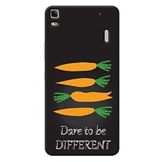 Garmor Designer Silicone Back Cover For Lenovo A7000 6016045697147