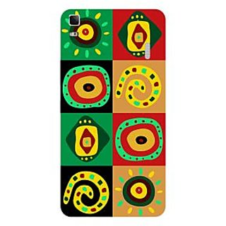 Garmor Designer Silicone Back Cover For Lenovo A7000 786974274981
