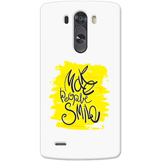 Garmor Designer Silicone Back Cover For Lg G3 D855 6016045826257