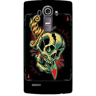 Garmor Designer Silicone Back Cover For Lg G4 H810 786974280401