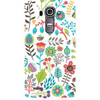 Garmor Designer Silicone Back Cover For Lg G4 H810 786974280418