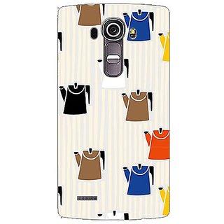 Garmor Designer Silicone Back Cover For Lg G4 H810 38109423376