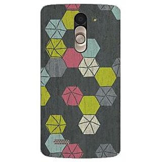 Garmor Designer Silicone Back Cover For Lg L Bello D335 608974311209