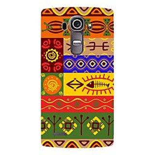Garmor Designer Silicone Back Cover For Lg G4 H810 786974278866