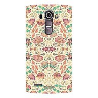Garmor Designer Silicone Back Cover For Lg G4 H810 786974278873